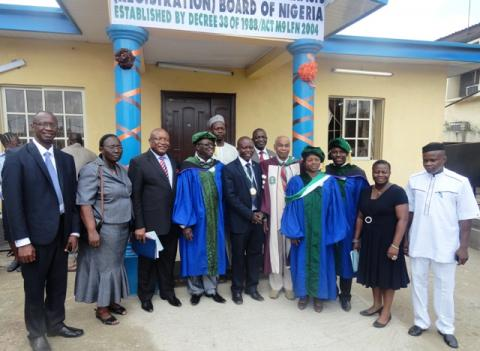 NSP inaugurates National Postgraduate College Governing Board