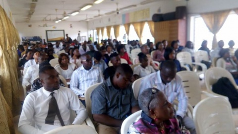 NSP Private Practice workshop series held in Enugu